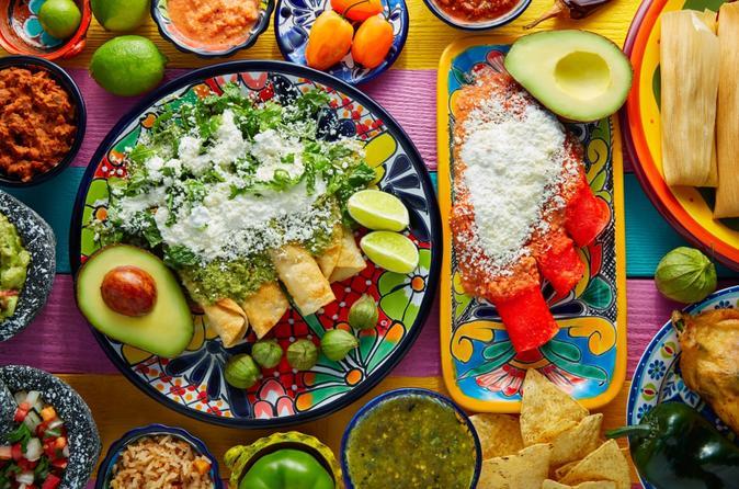 Downtown San Jose Mexi-Best Food Walking Tour