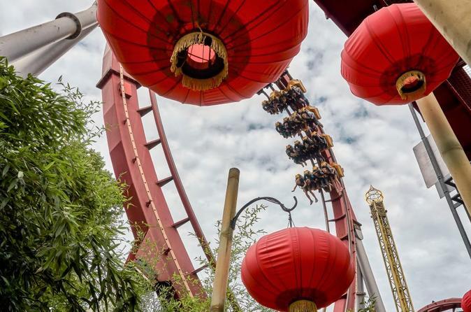 Tivoli Gardens 1-Day Unlimited Rides Ticket