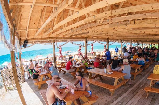 Beach Getaway - Open Bar