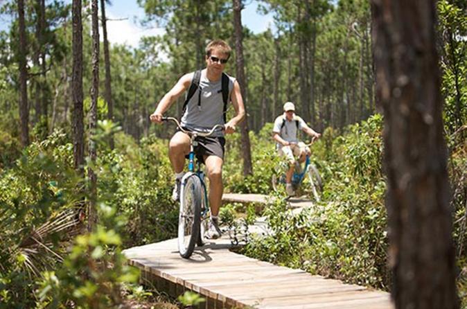 Freeport Bike Tour to Lucaya's Garden of the Grove
