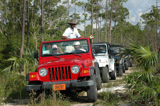 Jeep & Kayak