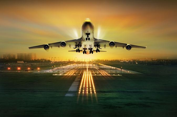 Shared Departure Transfer: Hotel to Freeport International Airport