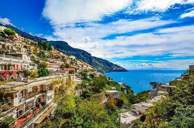 Amalfi Coast - Limoncello Experience