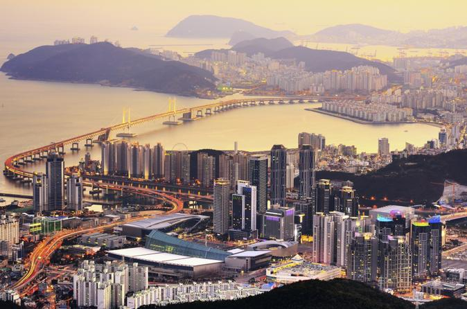 2 night busan semi independent sightseeing tour in busan 161975