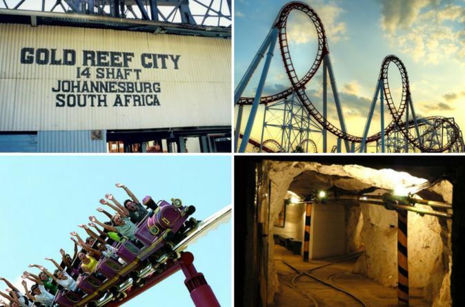 Gold Reef City - Johannesburg