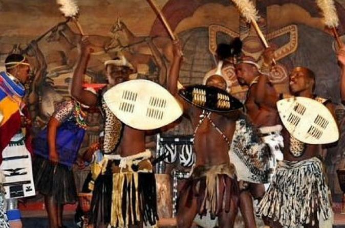 Lesedi Cultural Tour - Johannesburg