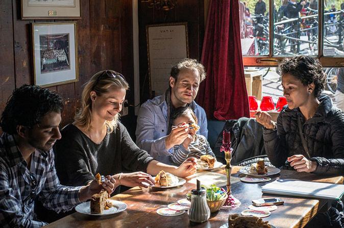 Amsterdam Jordaan District Food Walking Tour
