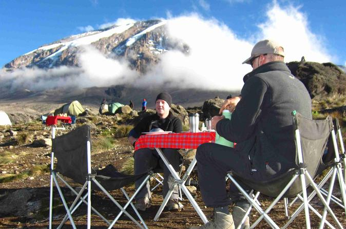7 DAYS Western Breach Machame - With An Ovenight At The Crater Floor - Arusha
