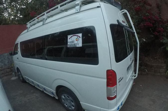 Travel Africa Tours Lalibela Airport Private Transfer Service