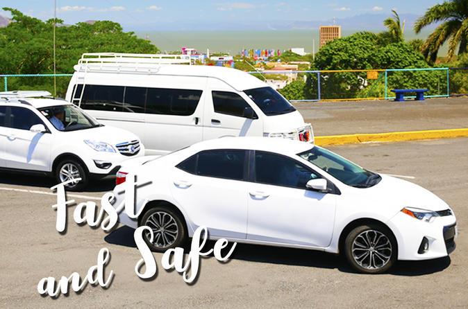Transfer San Jose or Juan santamaria Airport to Manuel Antonio