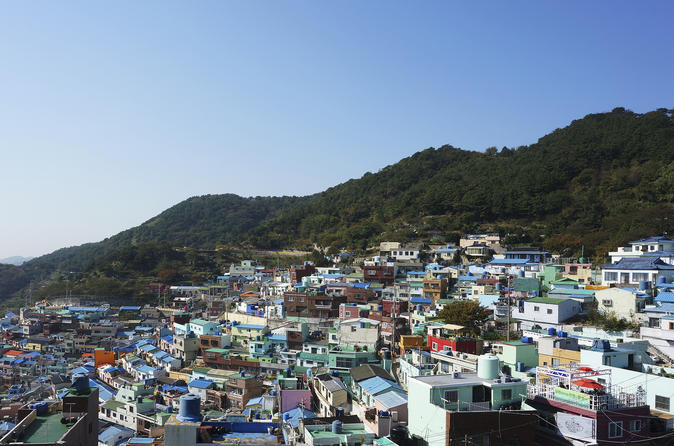 Private Busan City Tour Including Gamcheon Culture Village And Beomeosa Templ
