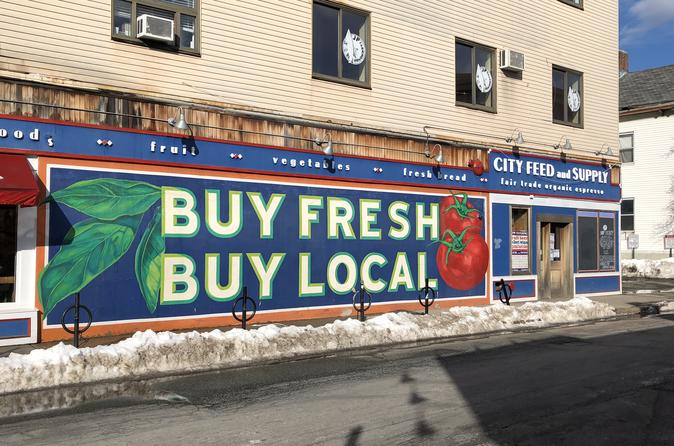 Boston Neighborhood Food Tour: Jamaica Plain
