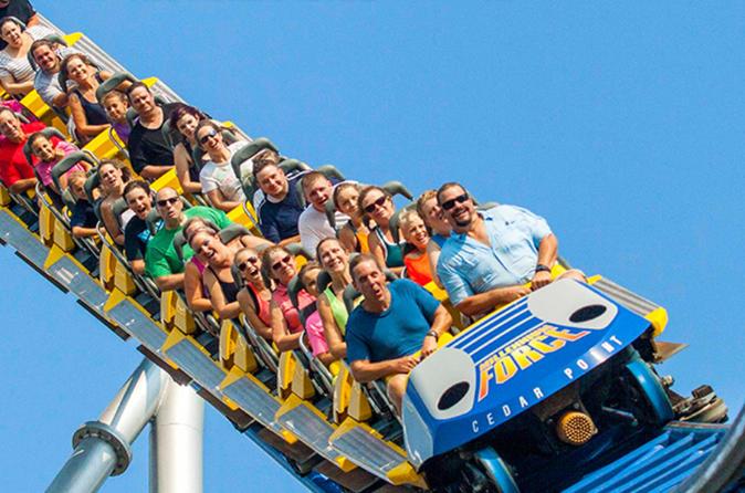 Cedar Point General Admission Ticket