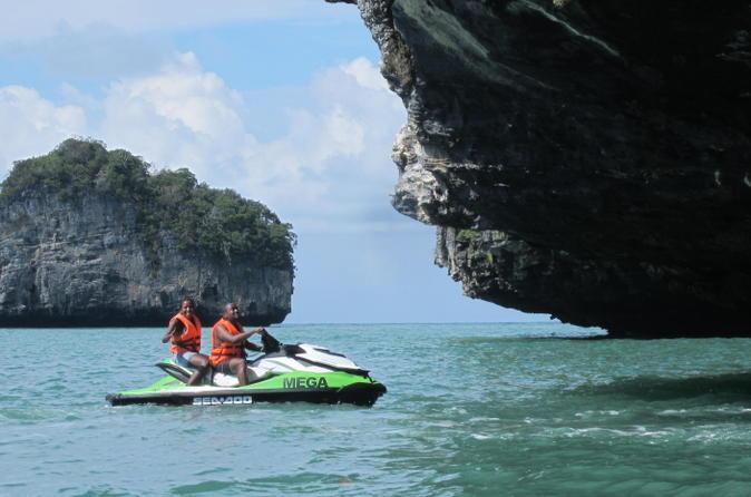 Langkawi archipelago jet ski tour including dayang bunting island in langkawi 167268