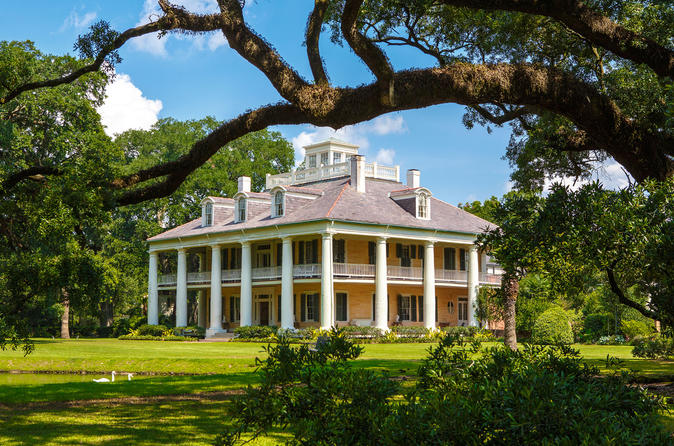 Houmas House Plantation Tour