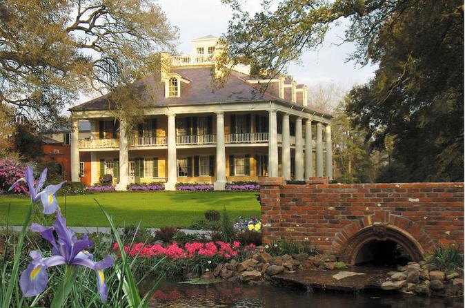 Houmas house plantation tour with transportation in new orleans 163883