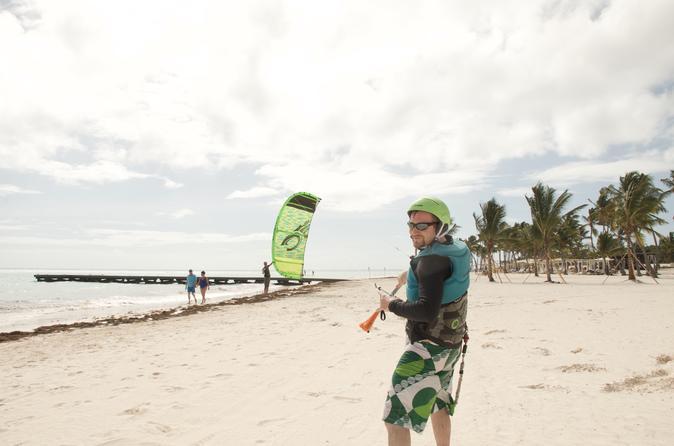 Personalized Kitesurfing Lessons With Bavaro Kite School Punta Cana