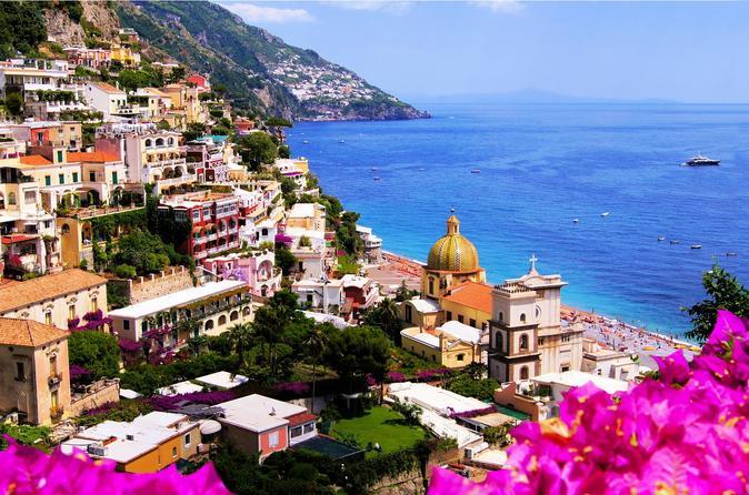 Amalfi Coast Shared Tour