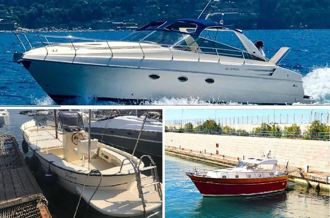 Capri by Private Boat