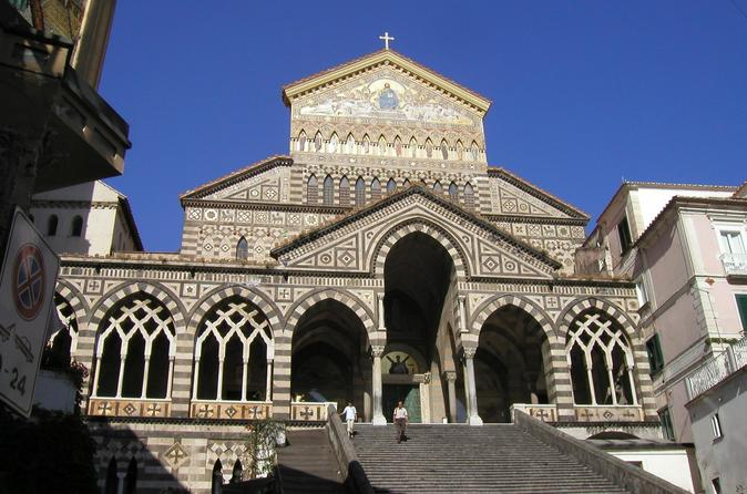 Pompeii & Amalfi Coast - SHARED Tour