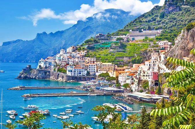 Sorrento and Amalfi Coast - PRIVATE TOUR
