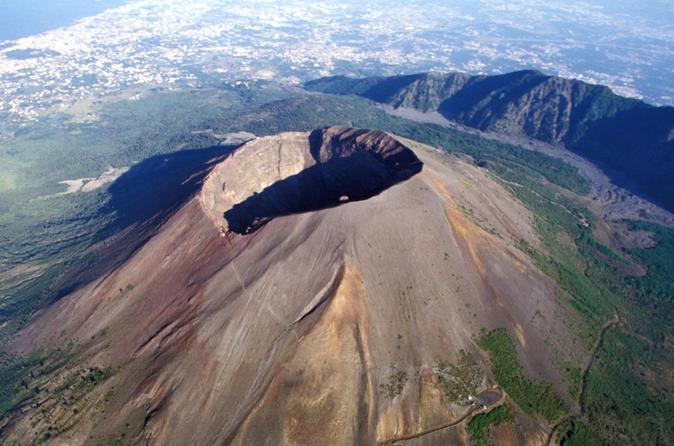 Vesuvius and Pompeii with Guide