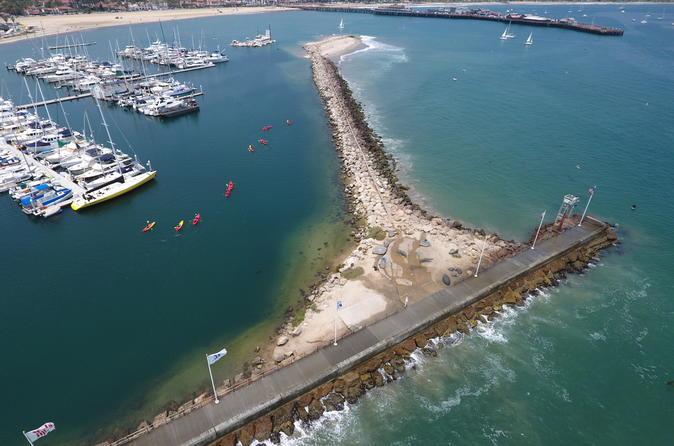 Santa Barbara Wildlife & History Kayaking Tour