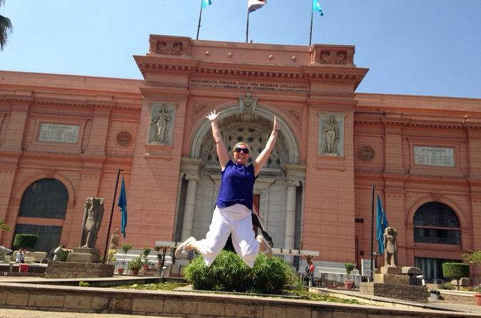 Day Tour to Egyptian Museum, Citadel & Mohamed Ali Mosque with Lunch