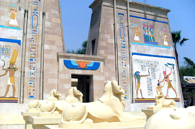 Day Tour To Pharaonic Village at Giza with Lunch