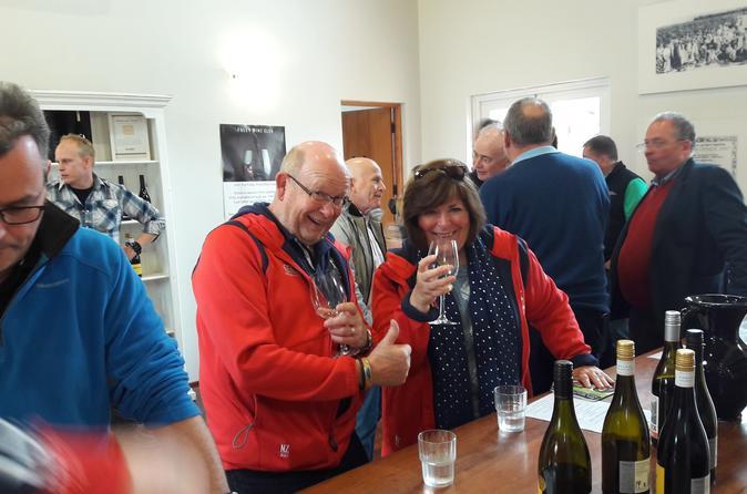 Martinborough Wine Experience