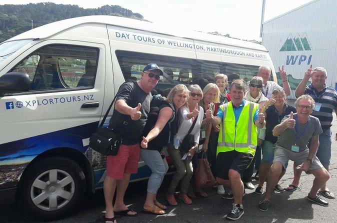 Wellington Sightseeing Tour