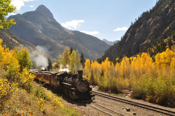 2 night stay in durango with scenic train ride in durango 198809