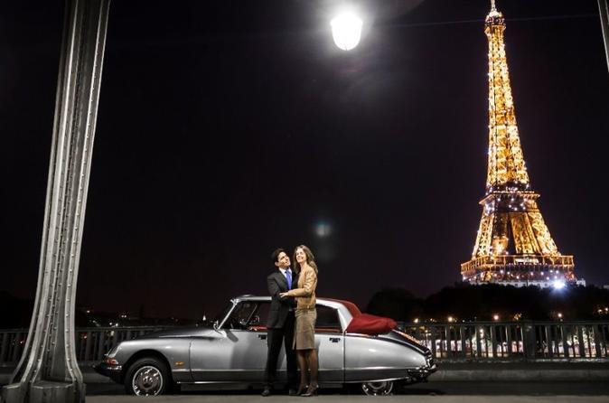 Paris 2H tour - Exceptional French classic car