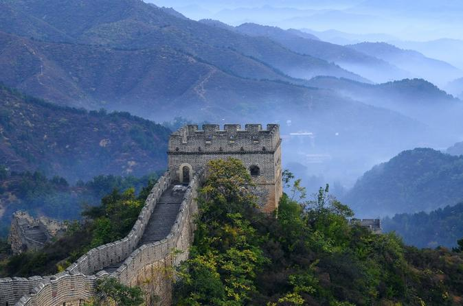 Beijing 2 Day Group Tour Including Forbidden City And Jinshanling Great Wall