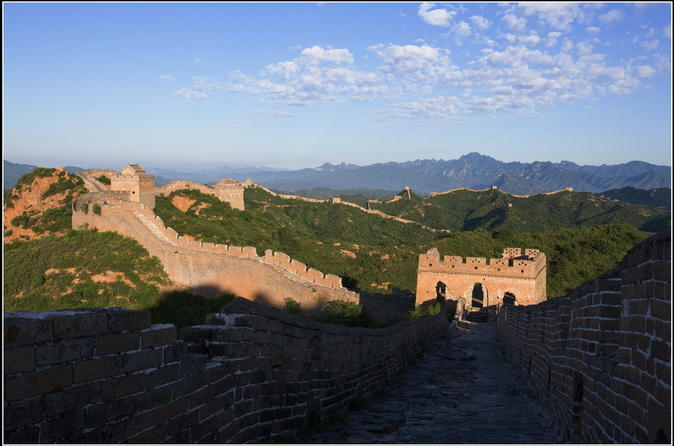 Beijing Jinshanling Great Wall Group Tour