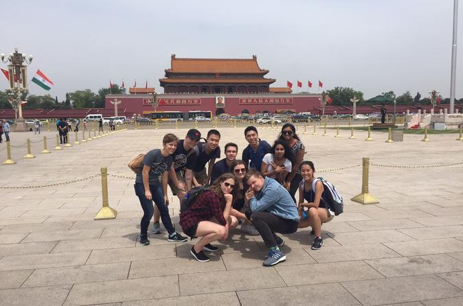 Beijing Private City Tour Including Lunch
