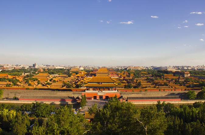 Beijing Private Day Tour Of Forbidden city And Olympic Stadiums