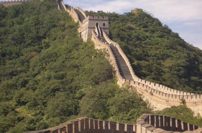 Beijing Private Discovery Day Tour Of Mutianyu Great Wall And Temple Of Heaven