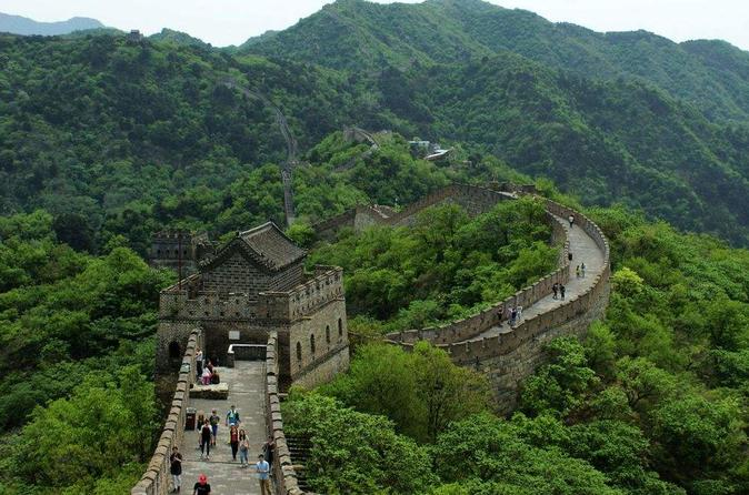 Mutianyu Great Wall Group Tour With Experienced English Speaking Guide