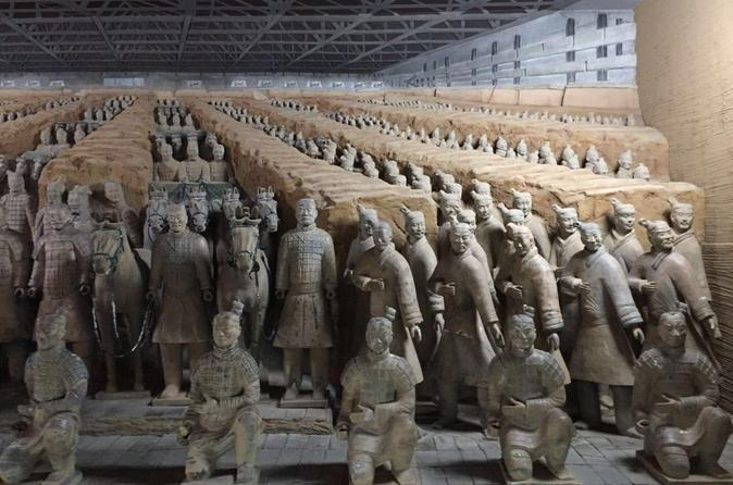 Private 1 Day Xi'an Package Tour Including Lunch - Xian