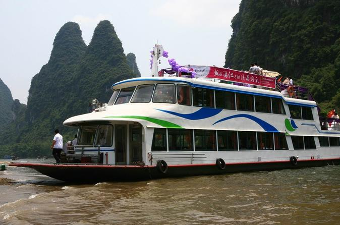 Private 2-Day Guilin Package Tour Including Lunch