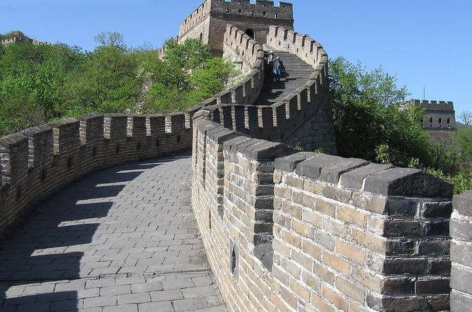Private 2 Days Beijing Tour Including Lunch From Tianjin Port