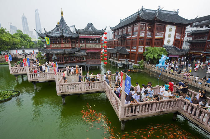 Private 2 Days Shanghai Package Tour Including Lunch
