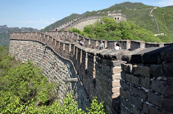 Private Beijing Airport Layover Tour Including Lunch: Mutianyu Great Wall And Sacred way