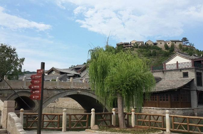 Private Day Tour Of Beijing: Gubei Water Town And Simatai Great Wall