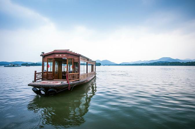 Private Hangzhou Day Tour From Shanghai