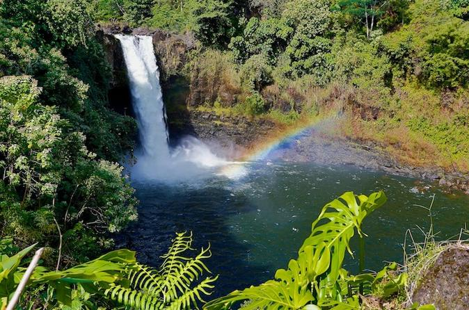 Big island waterfall tour from kona waipio valley hamakua coast and in hawaii 162565