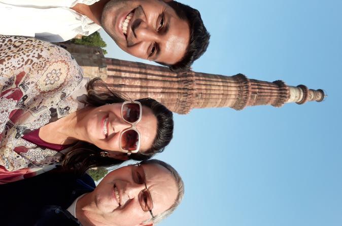 New Delhi And Old Delhi Tour By Private Car