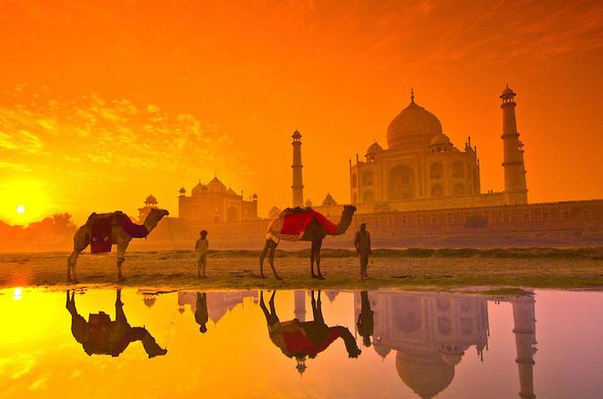 5 Nights 6 Days Golden Triangle Tour - Delhi
