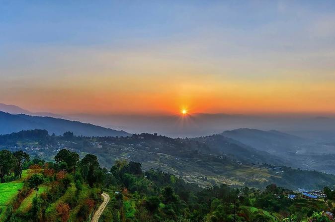 Nagarkot - Changunarayan Day Hike from Kathmandu